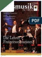 Blasmusik in Tirol 02 2009