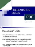 Present at On Skills