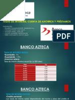 Formulación y Evaluación de Proyectos Bancos