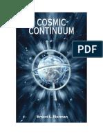 Ernest L. Norman - Cosmic Continuum