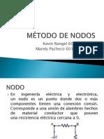 Método de Nodos
