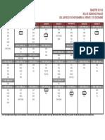Cronograma de Exámenes Finales 2018-II v0.0