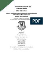 T-309 - Leadership Studies