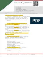 DTO 291 de 1974 Elaboración de Documentos
