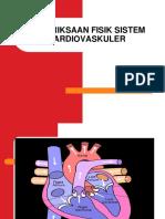 Pemeriksaan fisik jantung