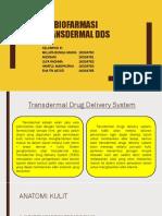 Transdermal Dds