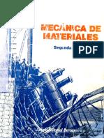 Mecánica de Materiales - James Gere, Timoshenko 2 Ediciónn