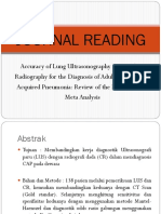 FIX - Accuracy of Lung Ultrasonography Versus Chest Radiography -- RADIOLOGI