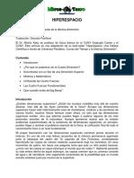 Kaku, Michio - Hiperespacio.pdf