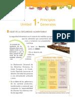 PRINCIPIOS GENERALES SEGURIDAD ALIMENTARIA