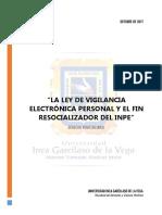 La Ley de Vigilancia Electrónica y el fin resocializador del INPE.docx.docx
