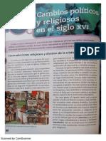 TEXTO - Reforma Protestante