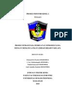 Proses Nitrasi pada Pembuatan Nitroselulosa.docx