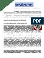 Ficha Del Posmodernismo