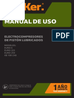 Manual de Uso Compresor Bauker