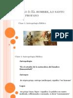 Ciclo 5 Clase 1 Antropología Bíblica