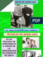 18- Técnicas de Modelado.pptx