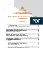Manual EstagioEmMatematicaNoEnsinoFundamental