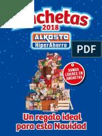 Catálogo Anchetas Alkosto 2018