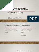Contraceptia COC