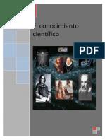 Filosofia Tema 2 El Conocimiento Cientifico 2015