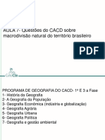 Aula 07 (Online) - Geografia (João Felipe)