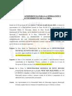 1proced. Liquidacion Obra Por Adm. Directa
