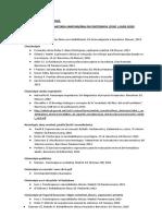 Bibliografia orientativa (1)