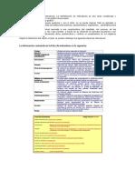 Identificación y Ficha de Indicadores