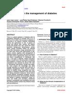 Clinical critics in the management of diabetes mellitus.pdf
