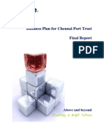 Chennai Port Trust Final Report