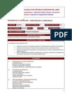 4899 5521 Manutencion y Almacenaje