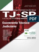 Livro Escrevente Tecnico Judiciario