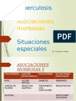 Tuberculosis Comorbilidades y Situaciones Especiales