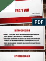 temas tbc y hiv