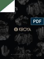 Kroya Maintenance