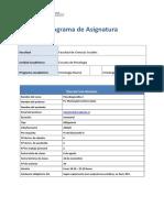 2018_Formato Programa de Asignatura - UAHC Psicodiagnóstico I