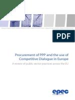 Epec Procurement Ppp Competitive Dialogue En