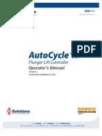 ACiC Operators Manual