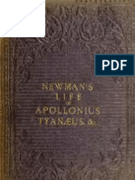 12276472 the Life of Apollonius of Tyanaeus JH Newman
