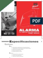 Manual alarma