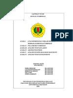 Laporan Tetap Ekologi Tumbuhan_kelompok Ii_fix