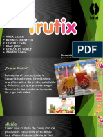 Final Frutix Gestion