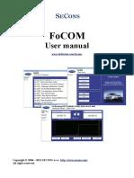 Focom Manual