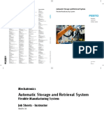 86694-30 - Automatic Storage and Retrieval System - Instructor
