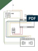 Diagrama de Conexion de Intercomunicador Belcom
