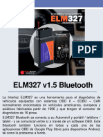 Manual de Uso Elm327 Gport Motors