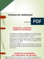 Teorias de Liderazgo Ppt Clase 3-1