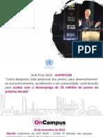Hult Prize UFJF 2019 - Como Participar