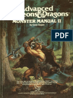 TSR2016 - Monster Manual II